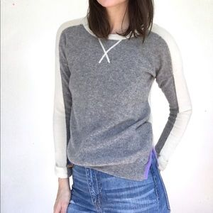 Line softest cashmere sweater